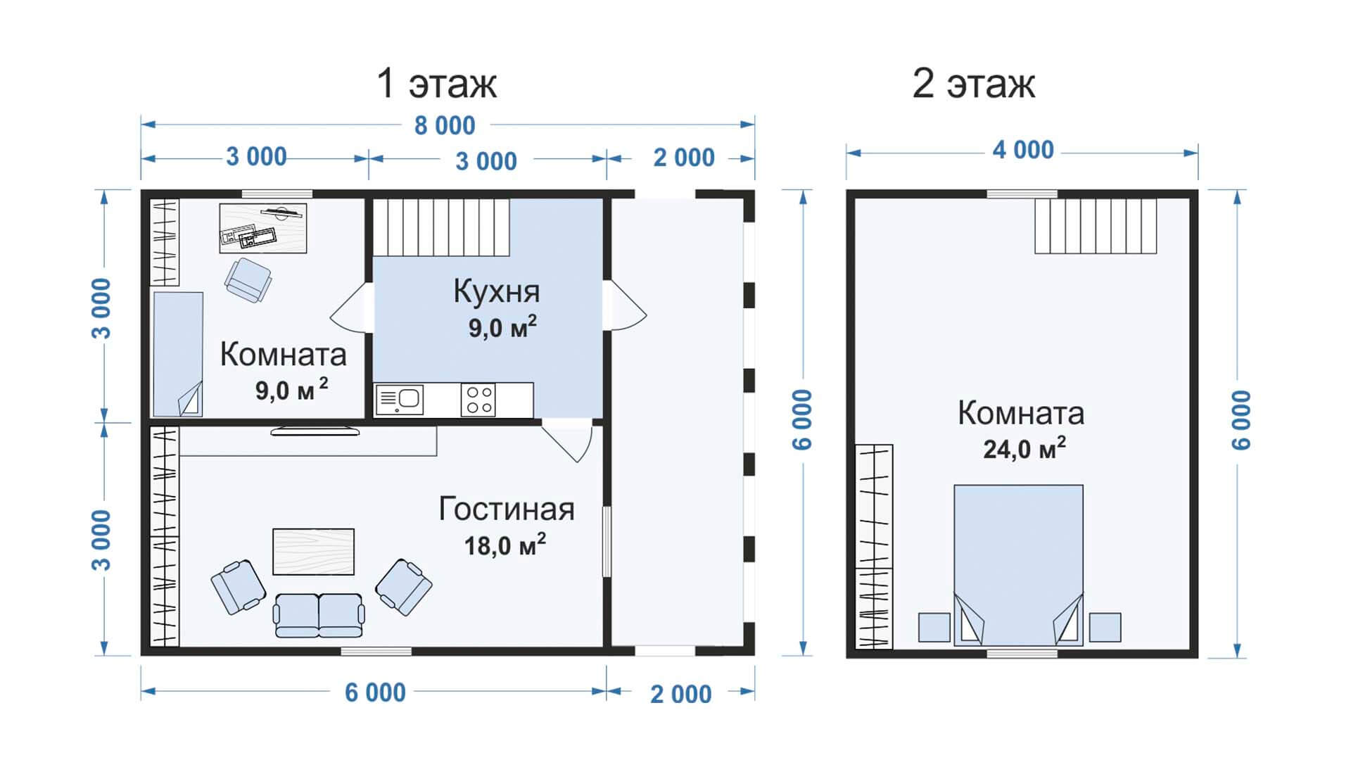 320 000руб D19- план