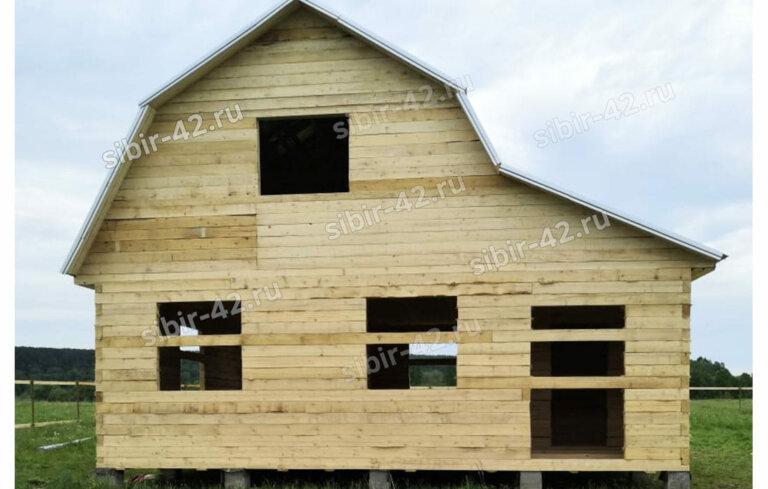 Дом из бруса Кемерово
