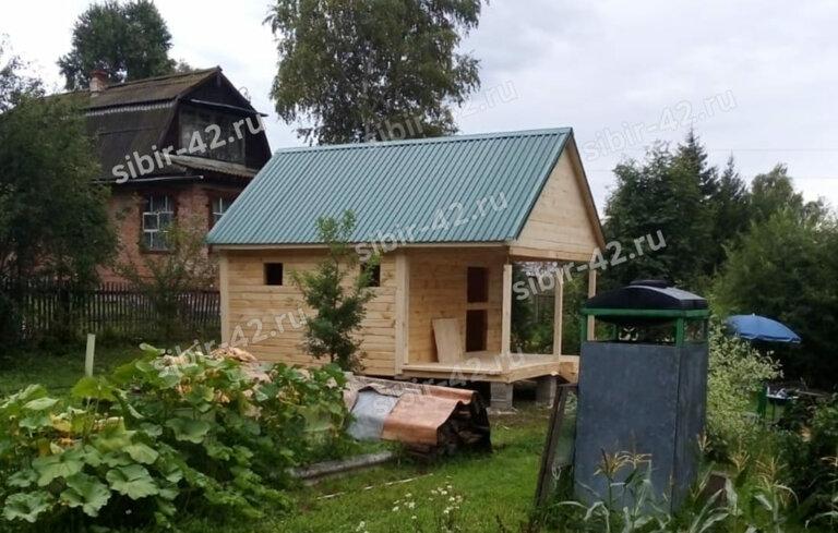 Баня под ключ фото Кемерово